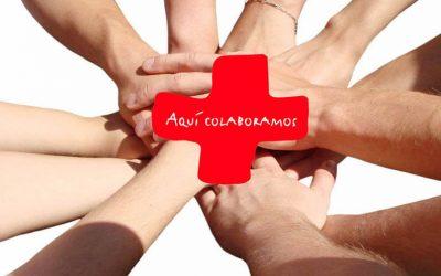 Colaboración Cruz Roja: Todos juntos podemos donar más
