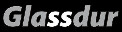 Logo de la marca propia de vidrio Glassdur